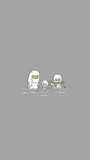 Like Family Across The River