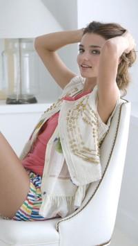 Miranda Kerr Sunny Day