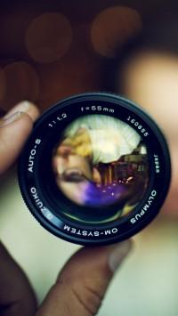 Olympus Lens Focus Bokeh