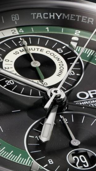 Oris Chronograph