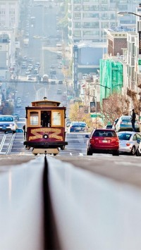 San Francisco City Circle Tram