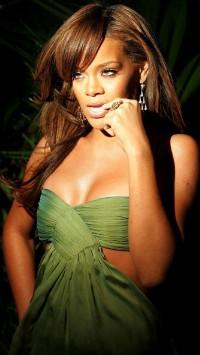 Sexy Long Hair Rihanna