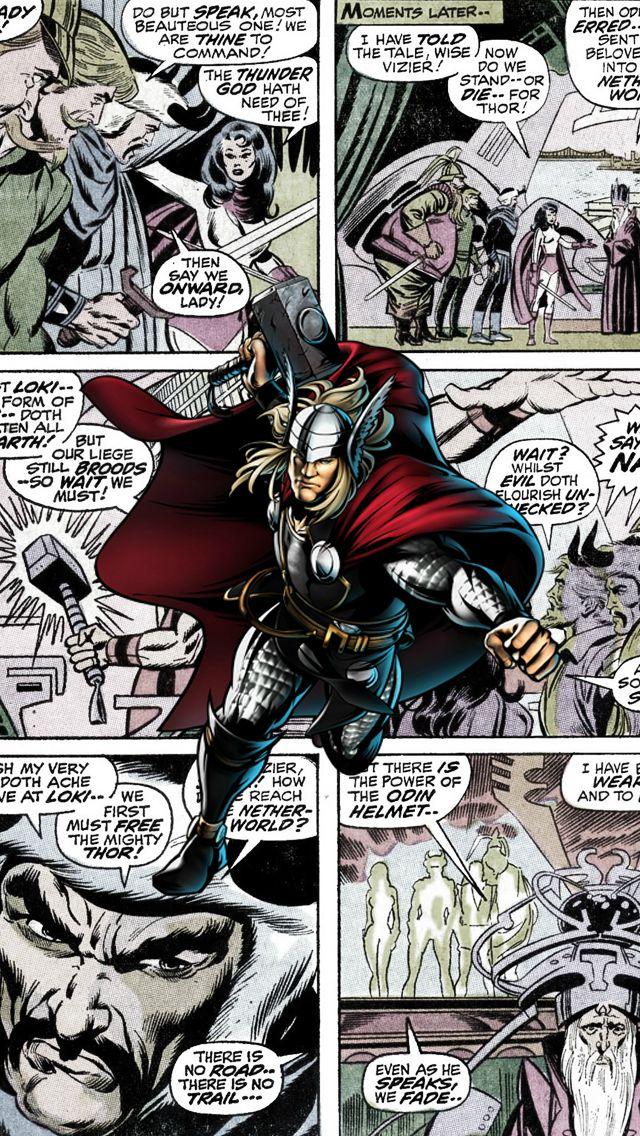 comic book wallpapers iphone -#main