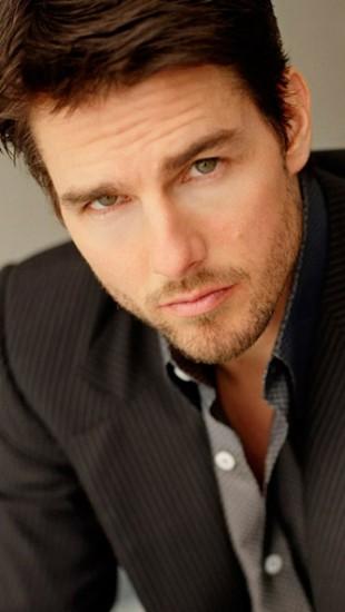 Tom Cruise Serious