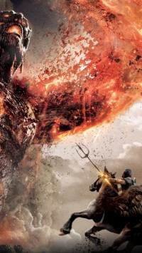 Wrath Of The Titans Kronos Peliculas