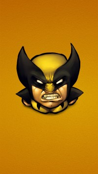 X-Men Wolverine Yellow