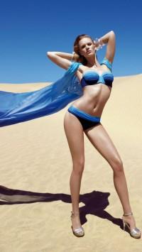 Anne Vyalitsyna Gottex Swimwear