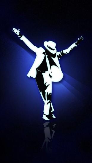 Micheal Jackson Silhouette