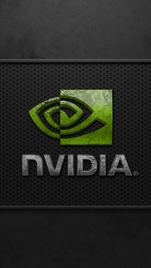Nvidia Corrosion Logo
