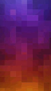 Purple To Orange Grid