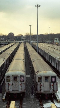 Subway Trains Depot