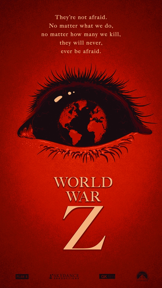 World War Z - The iPhone Wallpapers