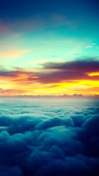 Evening Sky LOMO