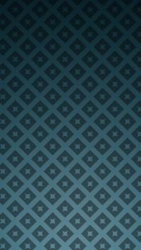 Green Stars Texture