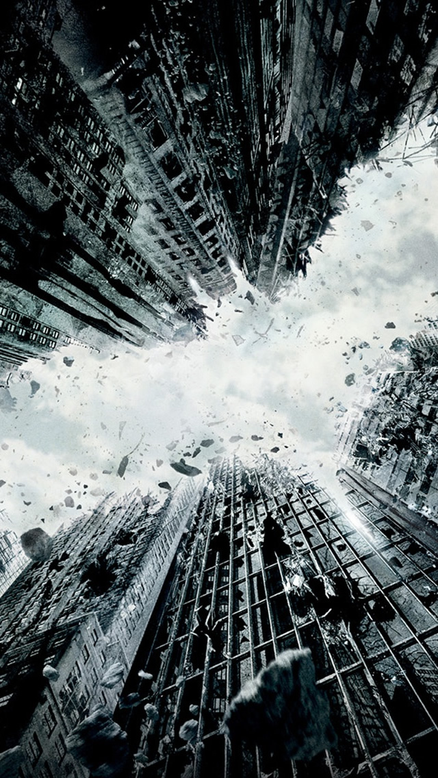 The Dark Knight Rises 2012 - The iPhone Wallpapers |Dark Knight Rises Iphone Wallpaper