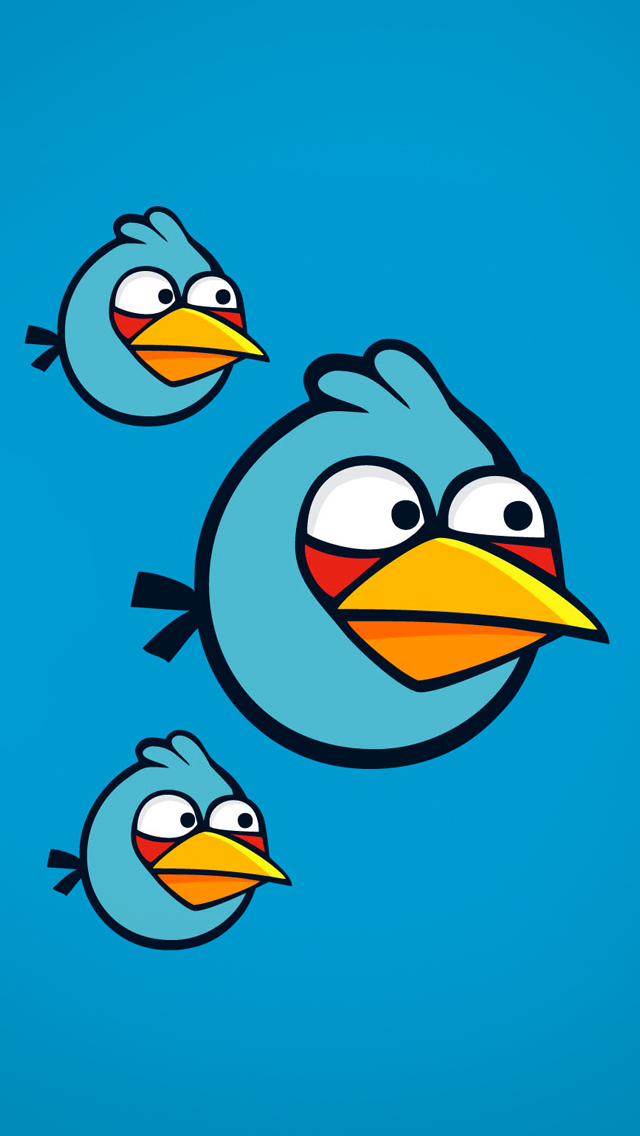 Angry Birds The iPhone Wallpapers