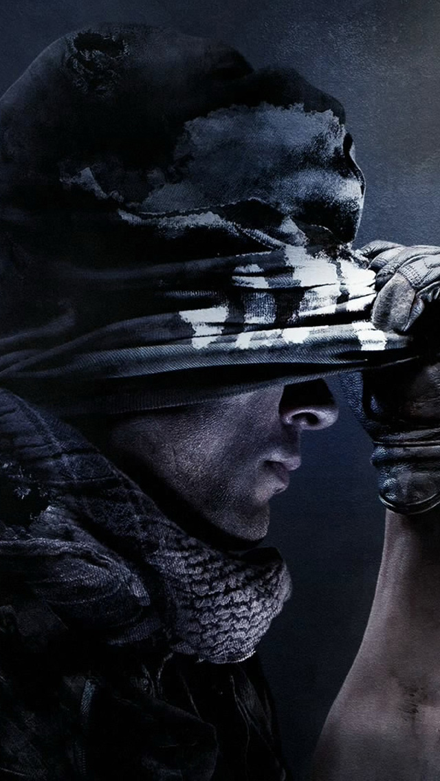 Call of Duty Ghosts Wallpaper Call of Duty Ghosts hd