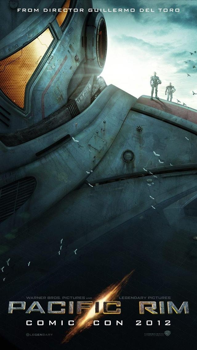 The Iphone Wallpapers Pacific Rim