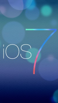 iOS 7 Wallpaper
