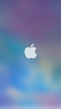 BlurPle iPhone 5