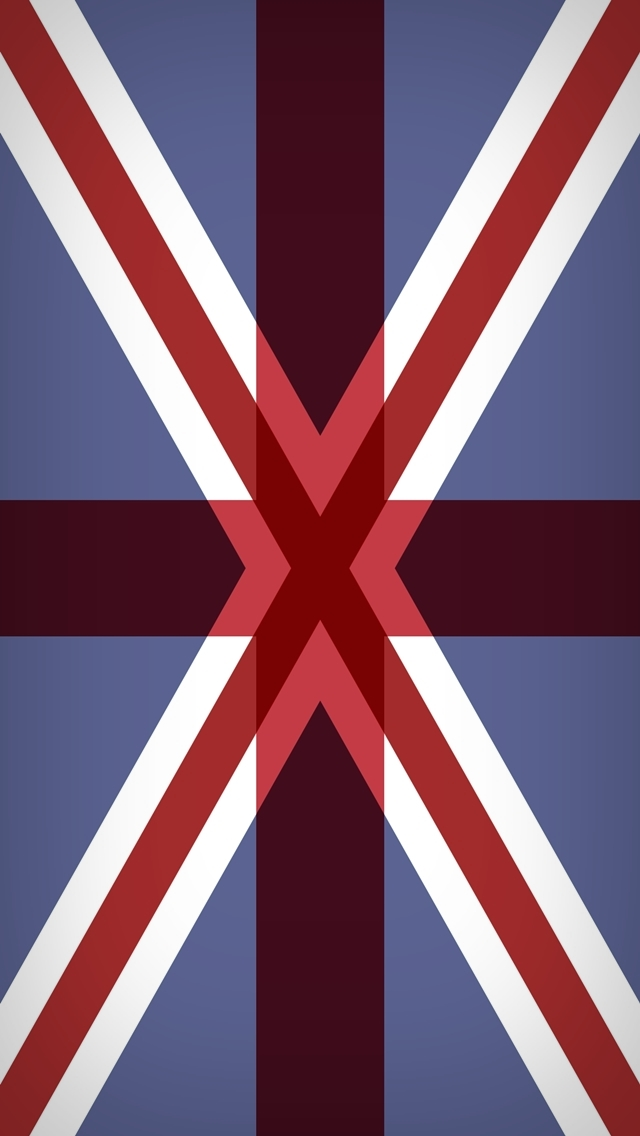 Britain Overlay - The iPhone Wallpapers