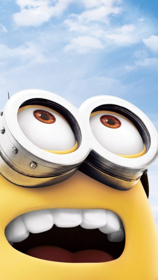 Despicable Me 2 Glasses