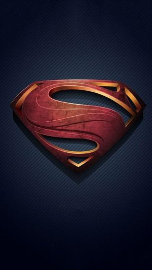 Man of Steel Logo