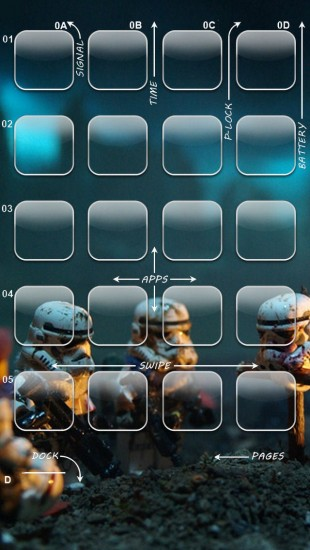 Stormtrooper iPhone5