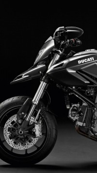 Ducati Hypermotard Motorcycle