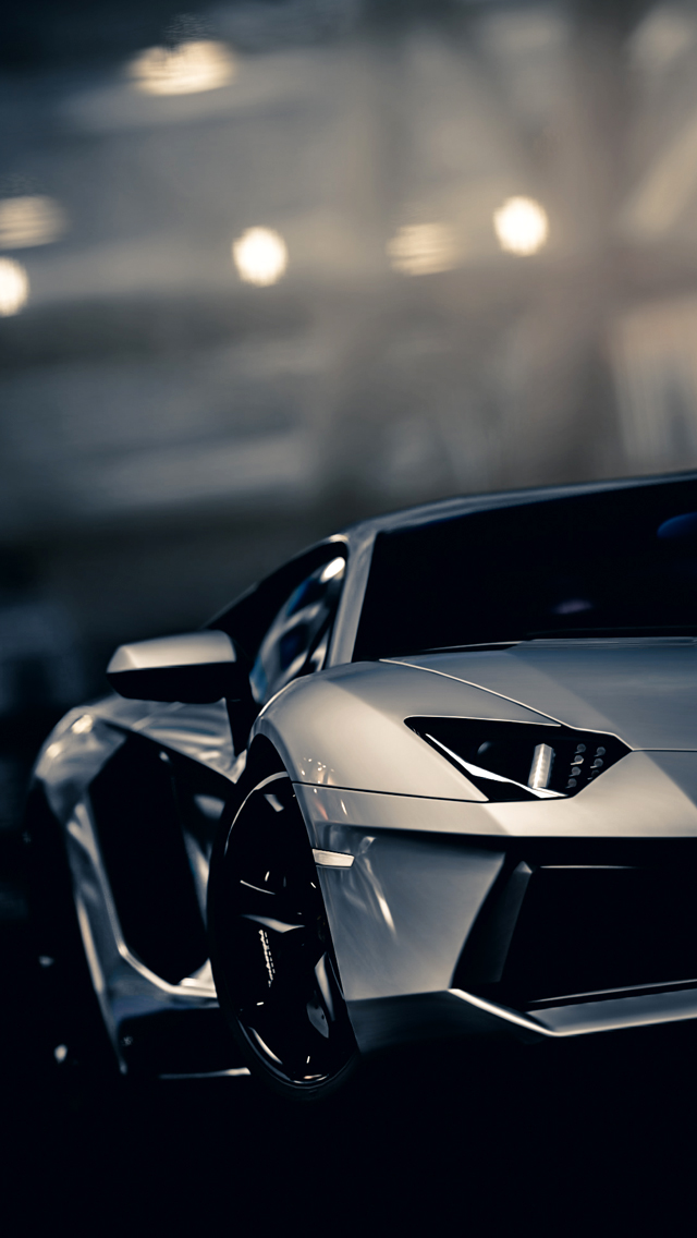 Gran Turismo 5 Lamborghini Aventador  The iPhone Wallpapers