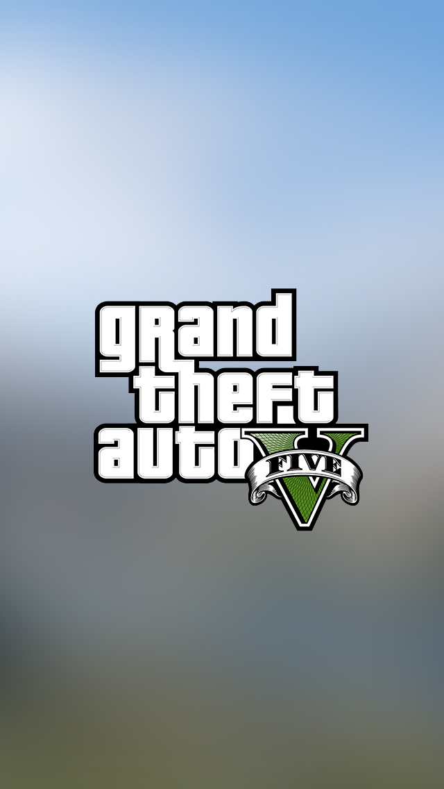Grand Theft Auto 5  The iPhone Wallpapers