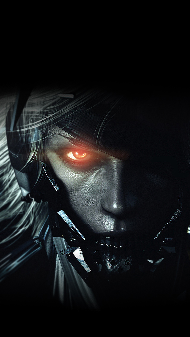 Metal gear rising the iphone wallpapers metal gear rising voltagebd