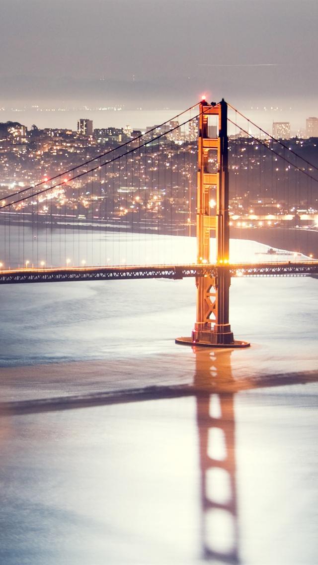 Golden gate bridge san francisco the iphone wallpapers - San francisco iphone wallpaper ...