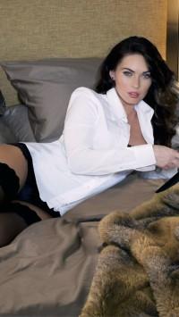 Megan Fox Bed
