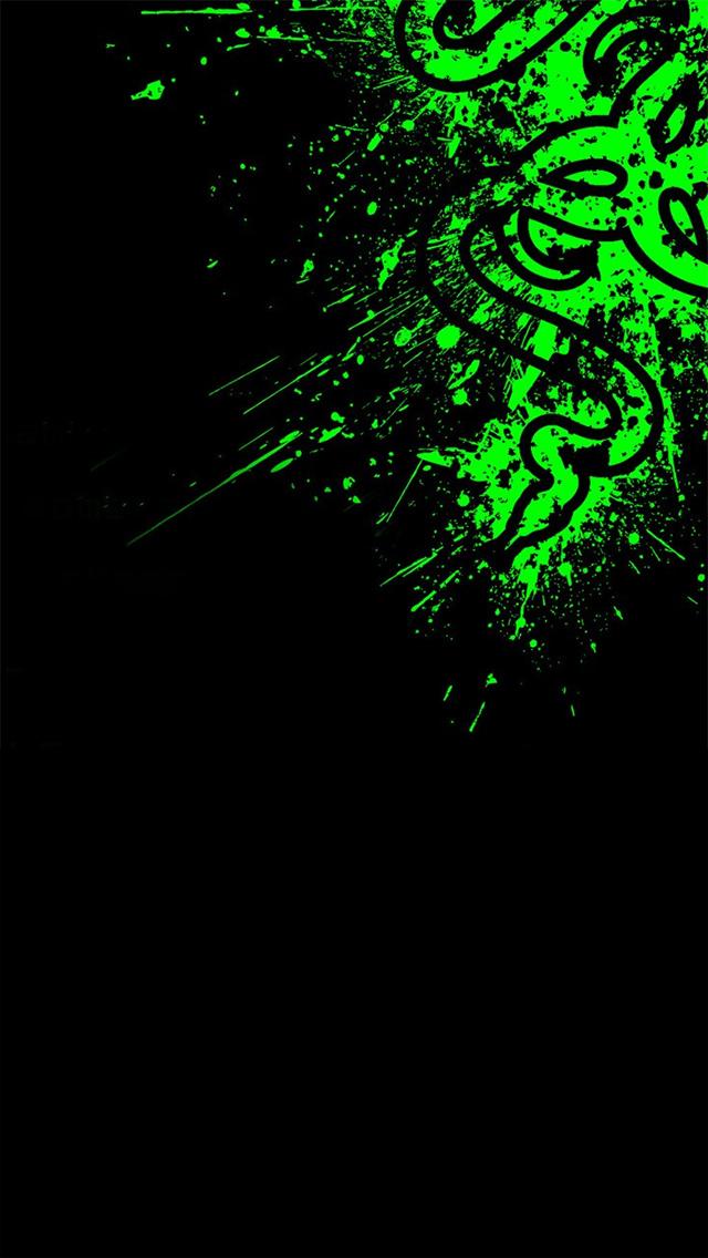 Razer Art - The iPhone Wallpapers