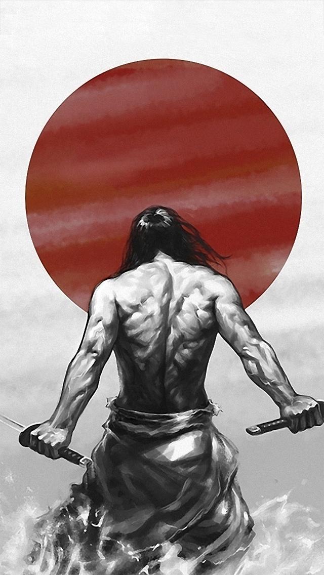 Samurai Japan The Iphone Wallpapers