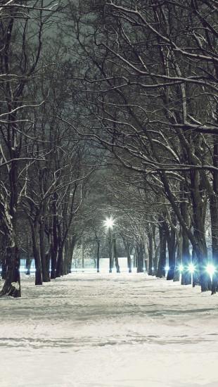 Stunning Winter Light