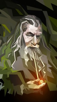 The Hobbit Fantasy Gandalf