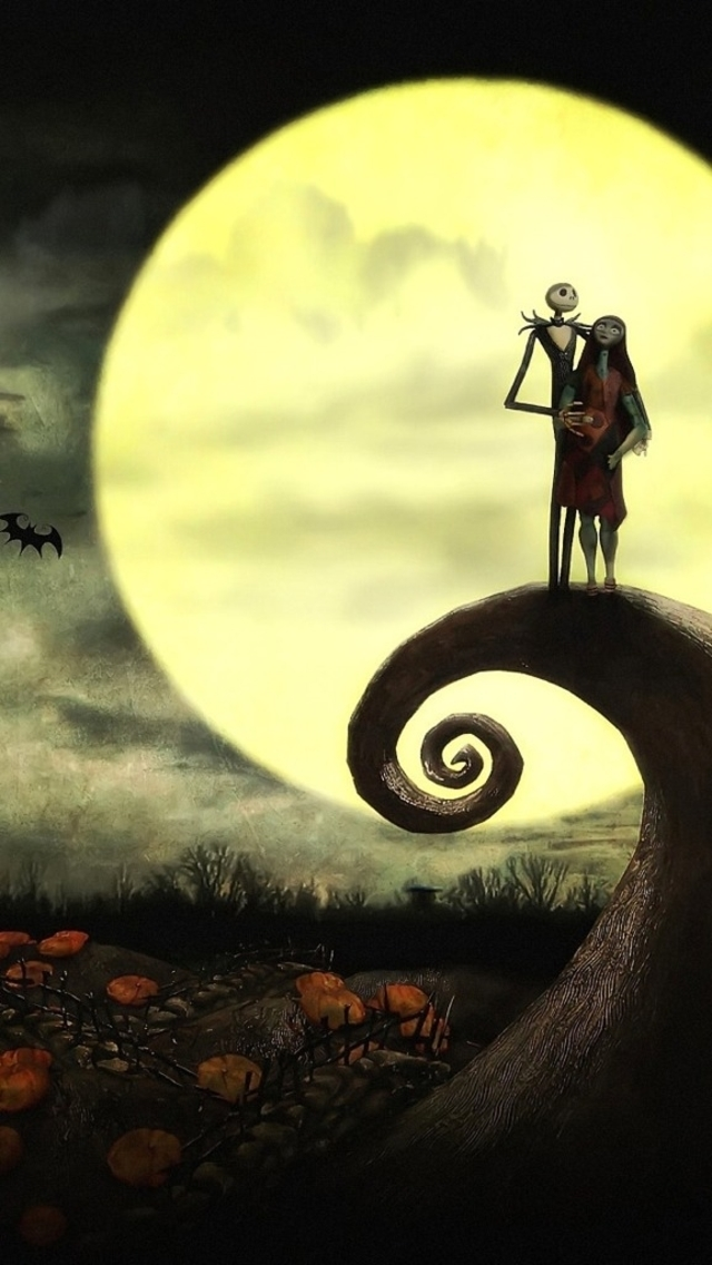 ... nightmare before christmas iphone wallpaper tags before christmas