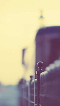 Fences Bokeh