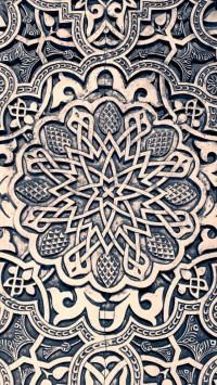 Inside Alhambra