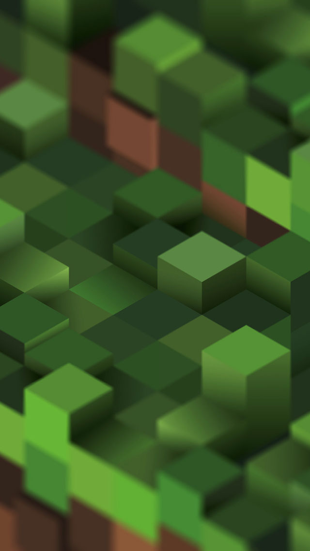 wallpaper hd minecraft green - photo #42