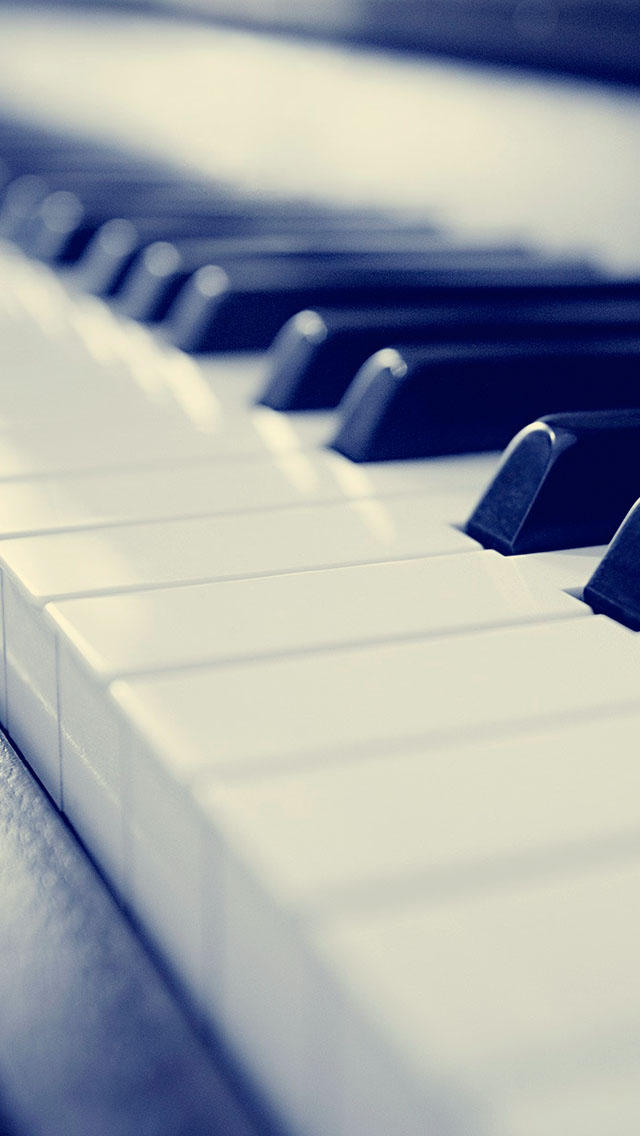 The Iphone Wallpapers Piano Keys