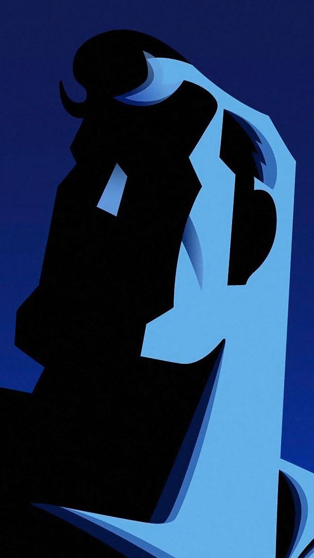 IPhone Wallpaper Tags CartoonComicsSilhouetteSuperheroesSuperman Superman Silhouette