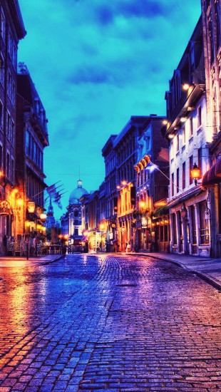 Beautiful Old Montreal