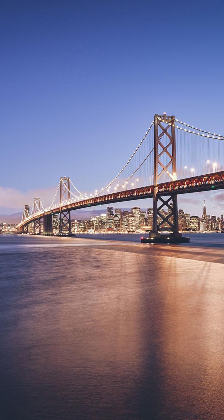 california golden gate bridge the iphone wallpapers