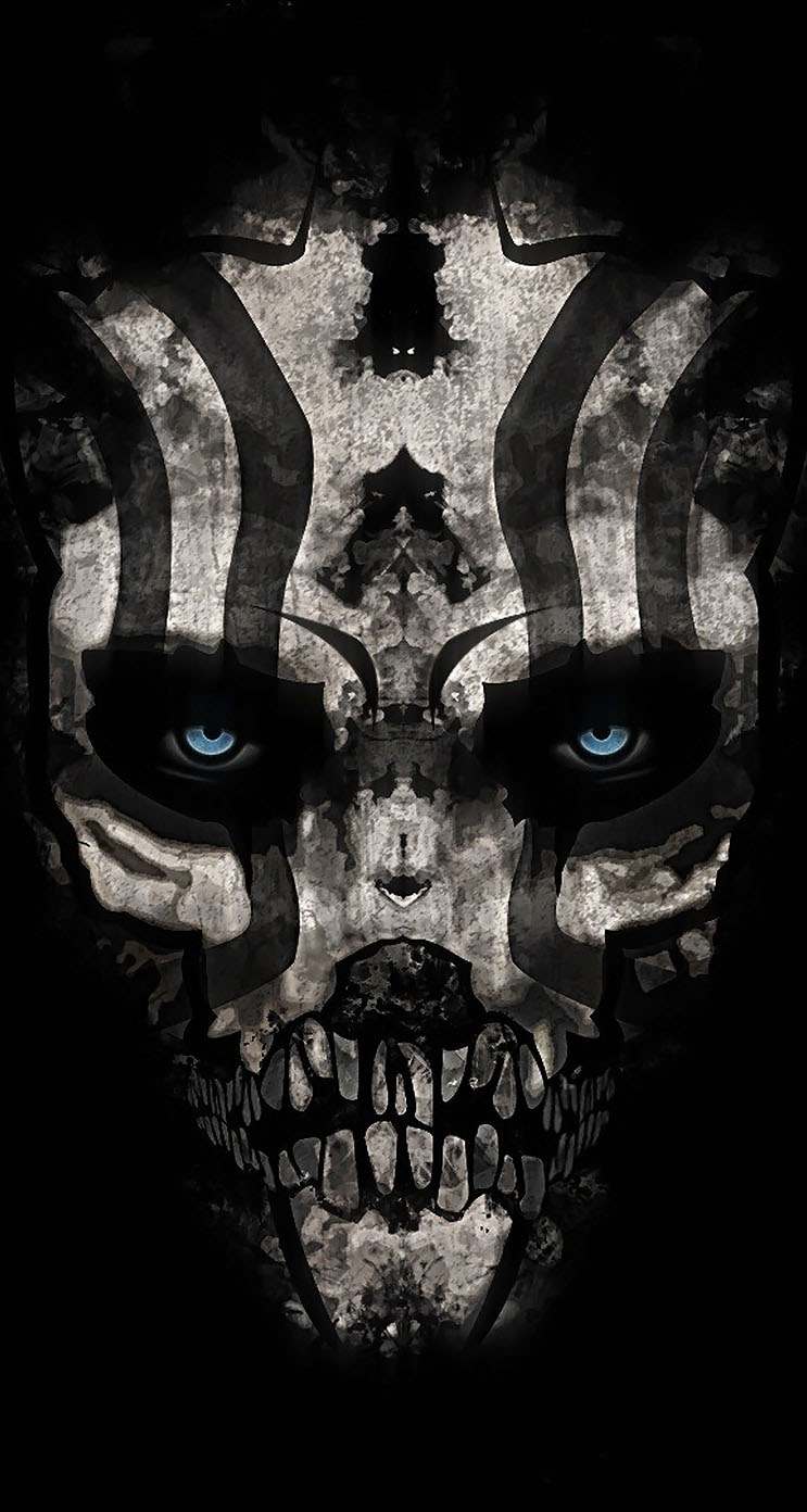 cod ghost wallpaper hd android