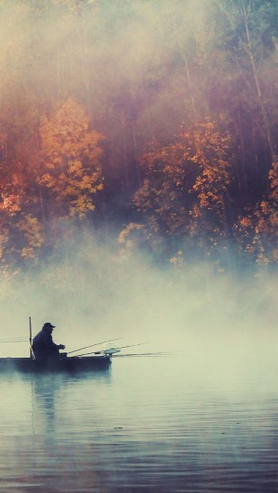 Steam River Fishing