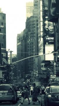 Manhattan New York Traffic