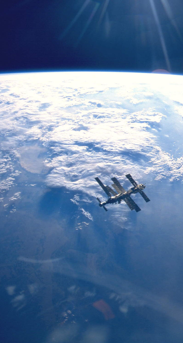 mir space station tracker - photo #22